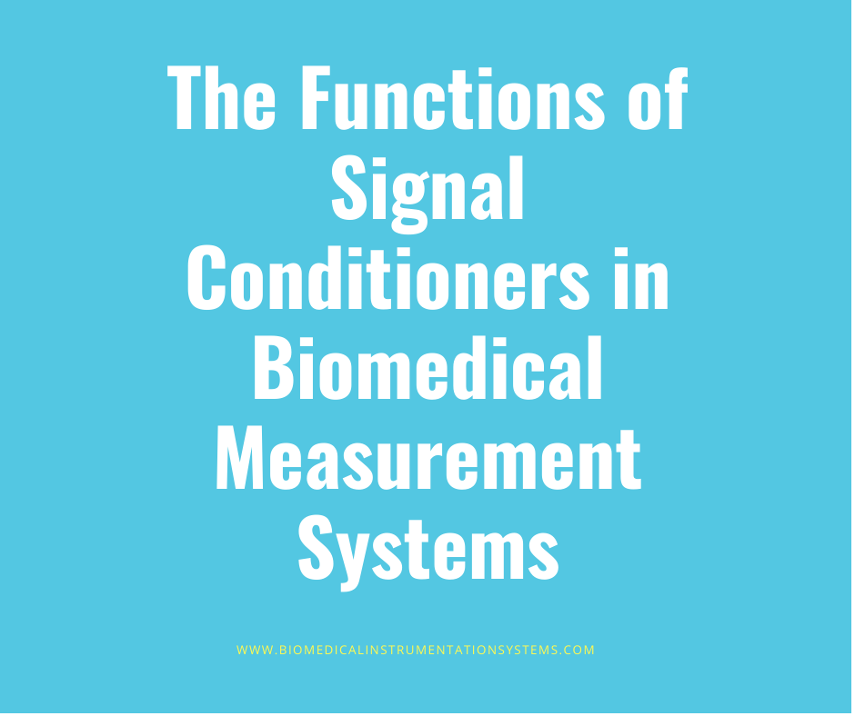 Biomedical Instrumentation Systems - cover